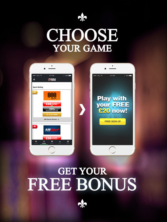 Uk mobile casino free bonus