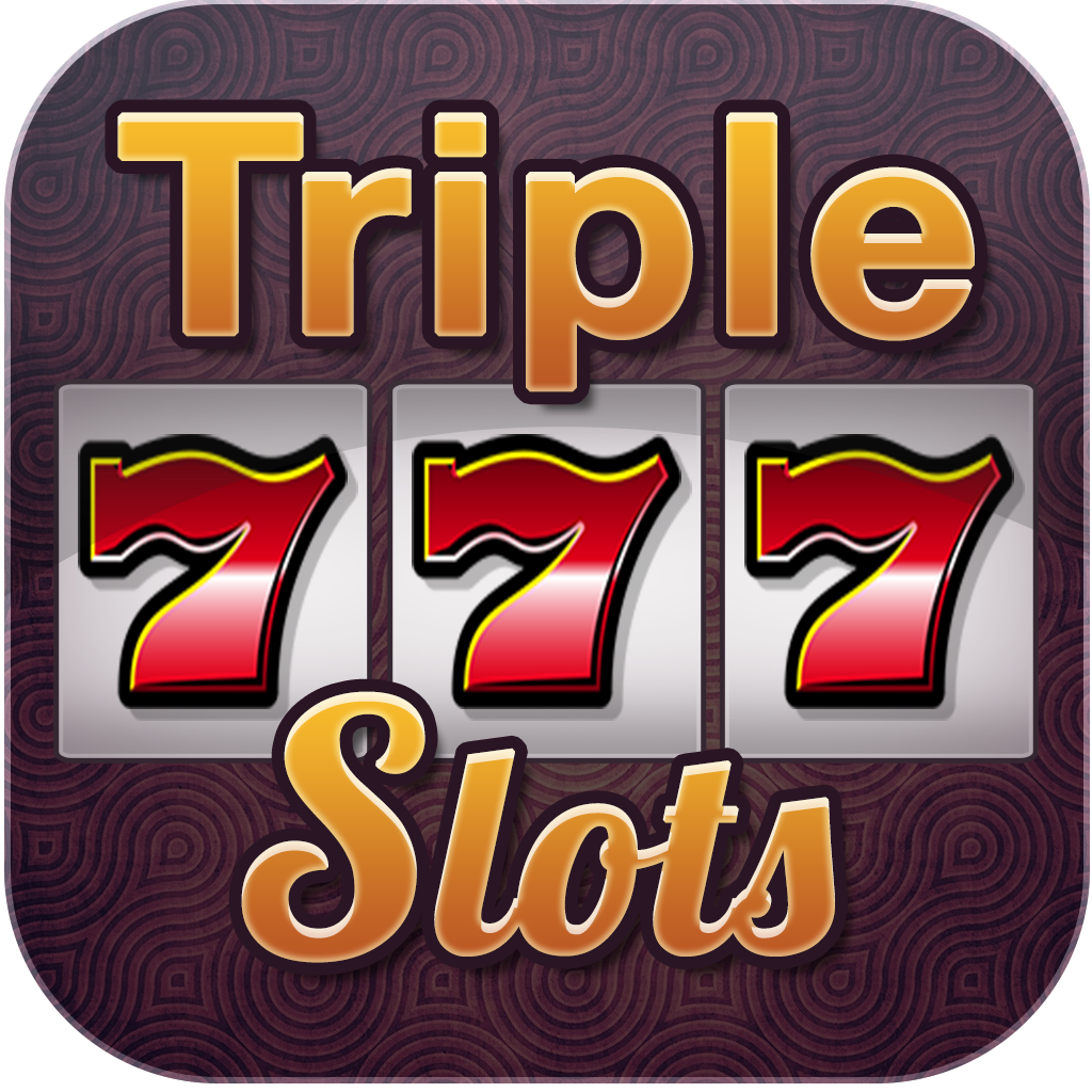 how to find triple 7 slots