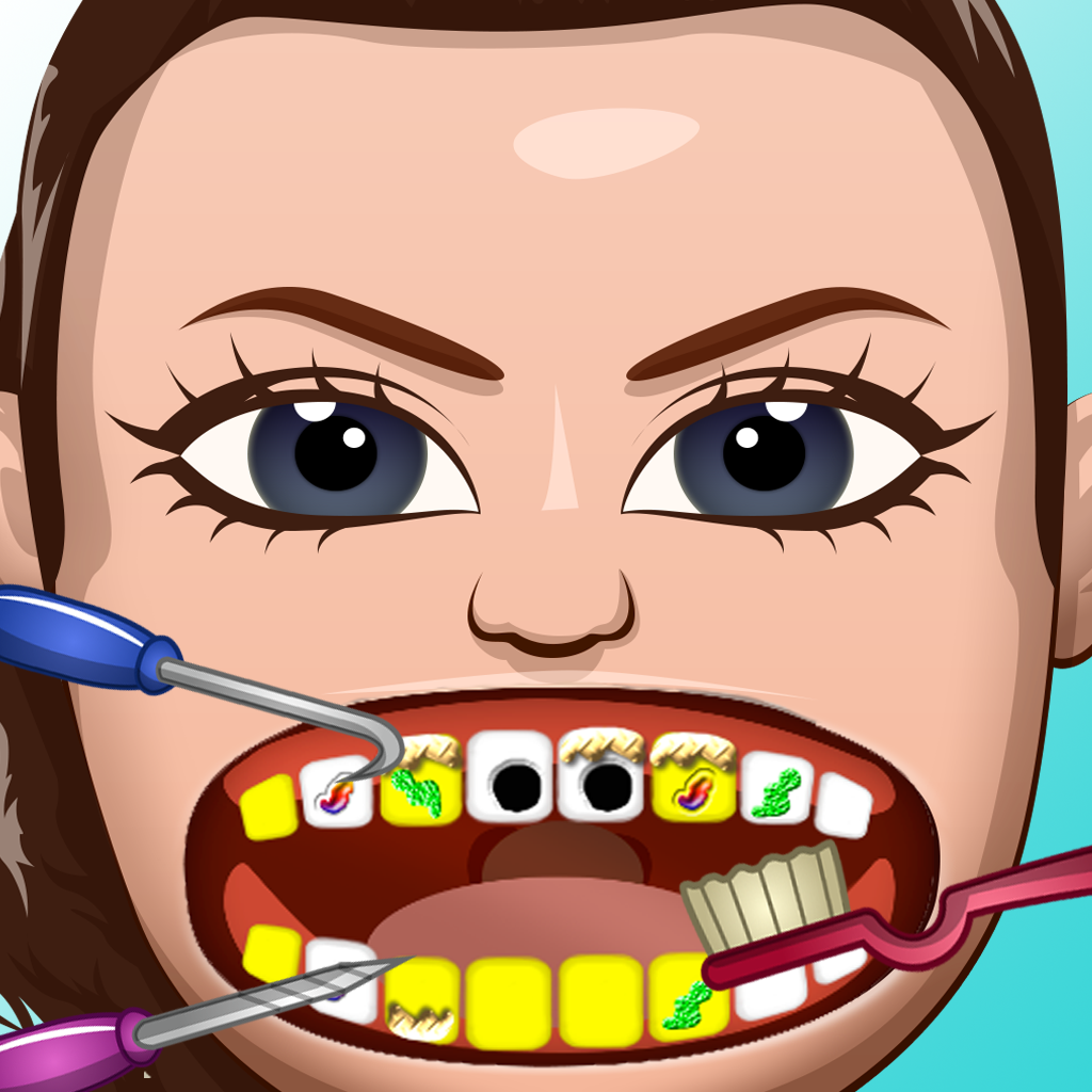 Makeover Games For Girls By: Celebrity Dentist Office Teeth Dress Up Game