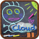 Cloud_ChalkBoard