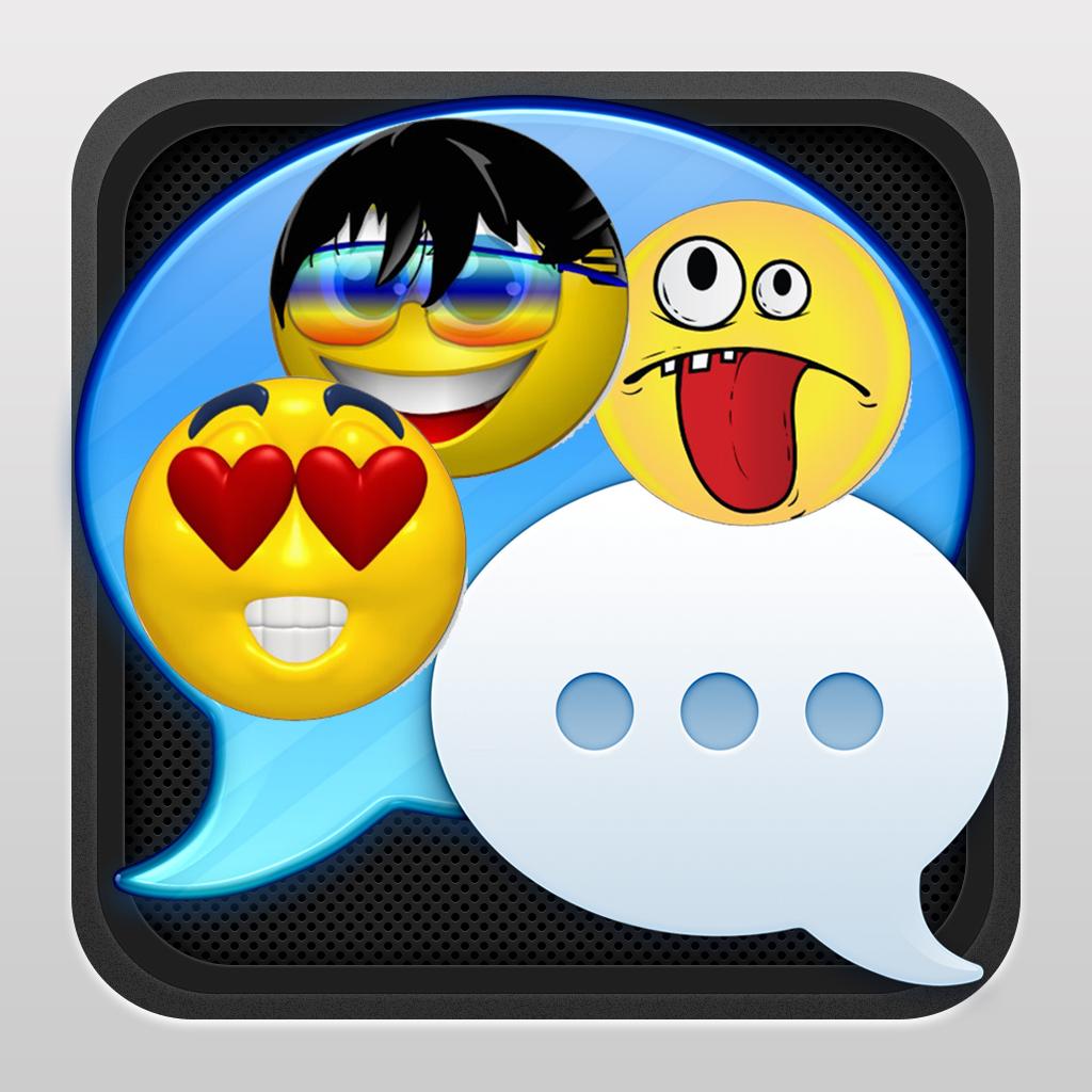 App free funny face emoji in text messengers on the app store on