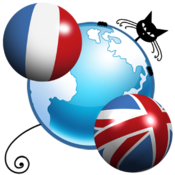 LingvoJazz English - French for Mac icon