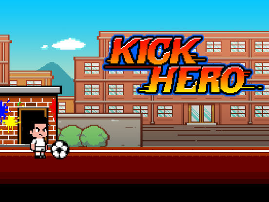 Игра Kick Hero