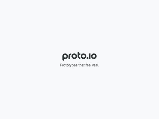 Proto.io Screenshot
