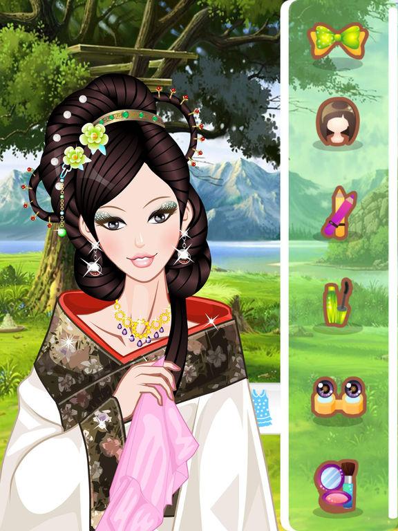 App Shopper Ancient Girl Retro Beauty Barbie Fashion