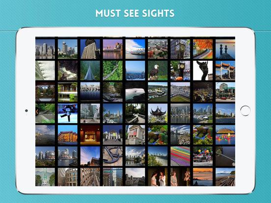 Vancouver City Travel Guide iPad Screenshot 4