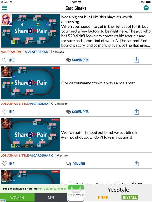 Yahoo free poker social lounge