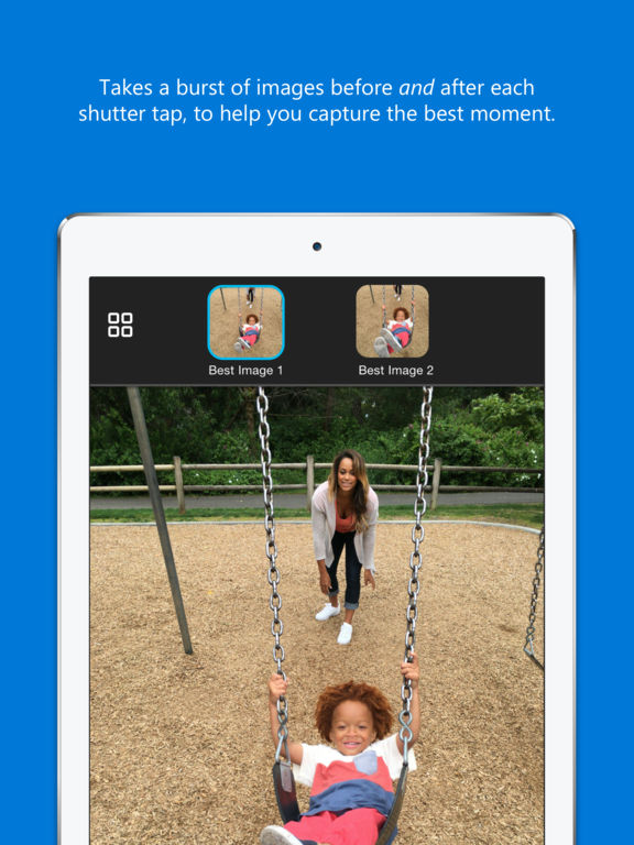 Microsoft Pix Camera Screenshots