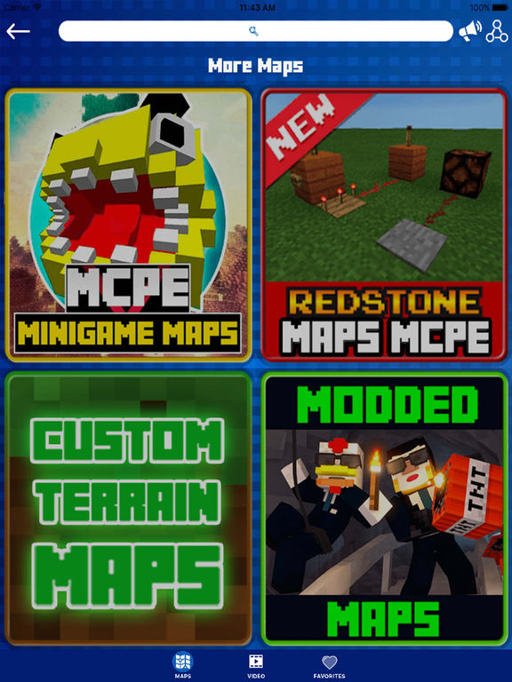 Castle Maps for Minecraft PE - The Best Maps for Minecraft Pocket ...