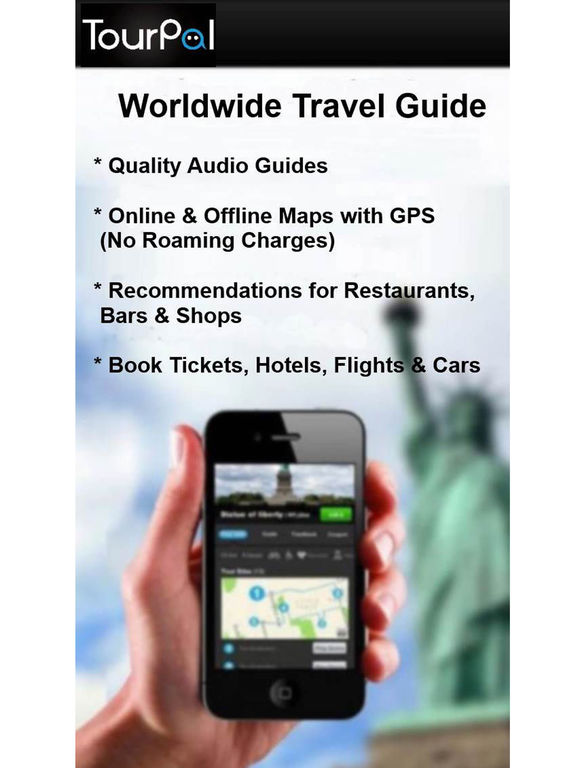 New York Travel Guide, Audio Tours, City Tour Maps Screenshots