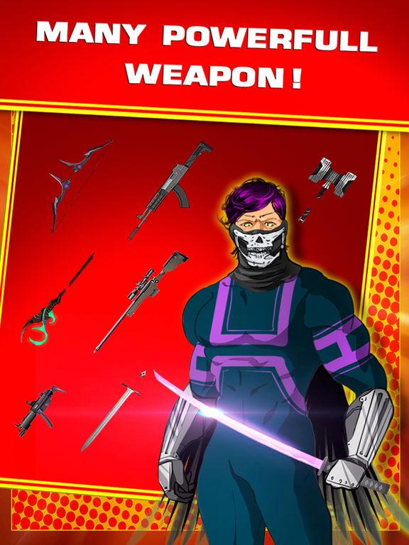Create Your Own Superhero Character For Freescreeshot 3
