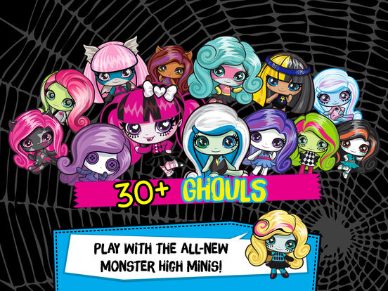 Monster High™ Minis Maniascreeshot 1