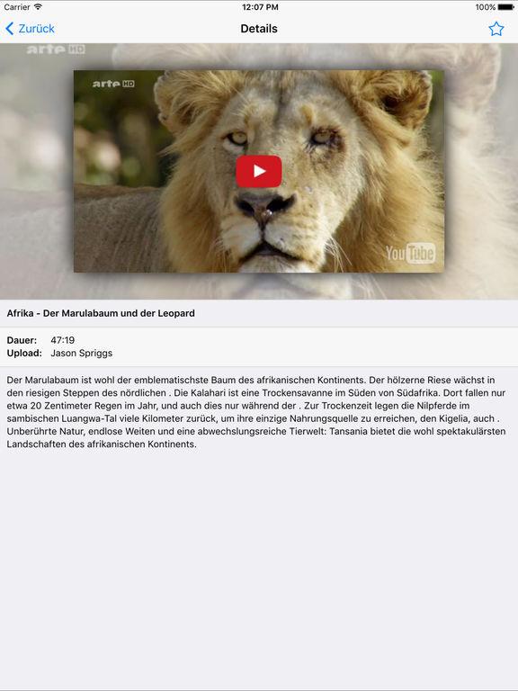 Doku TV - Reportagen, Dokumentationen & Videos Screenshots