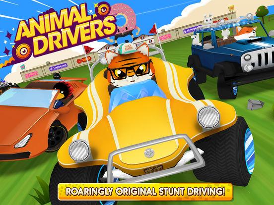 Animal Driversscreeshot 1