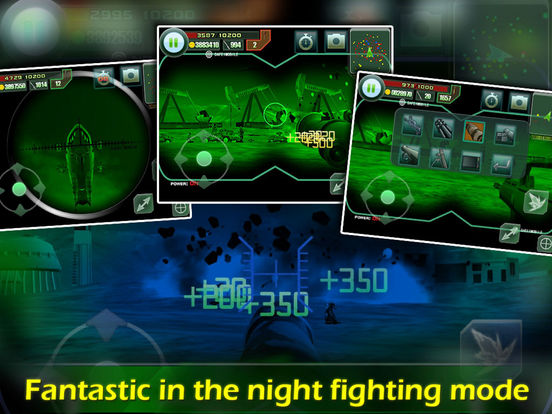 The Last Defender HD Lite iPad Screenshot 2