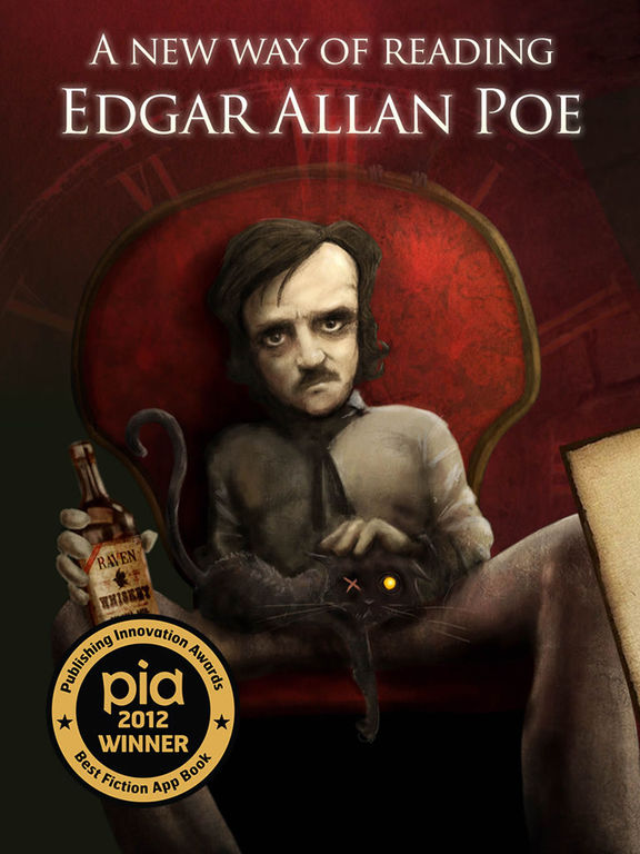 iPoe 1 - Edgar Allan Poe Immersive Stories Screenshots