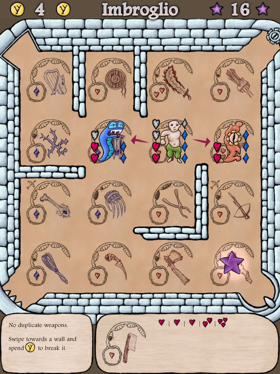 Imbroglio Screenshots