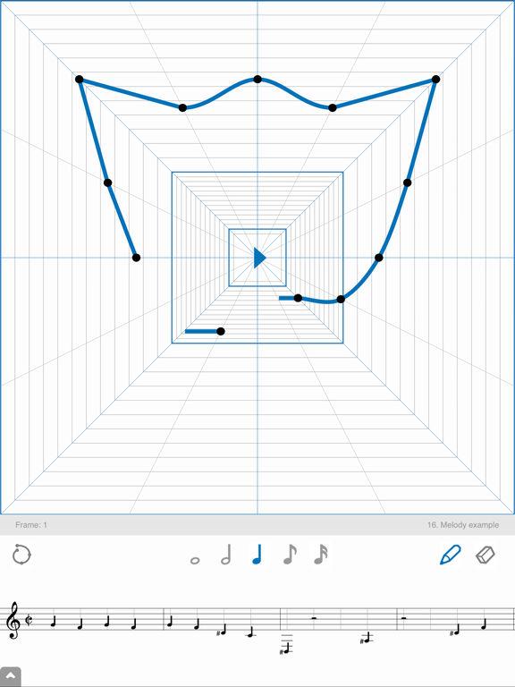 Melody Composer Squared screenshot