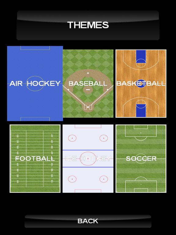 Air Hockey Battle screenshot