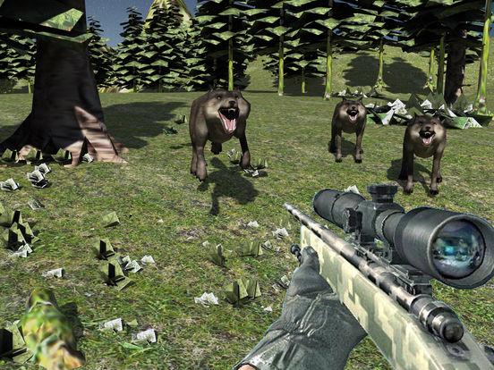 man hunting games