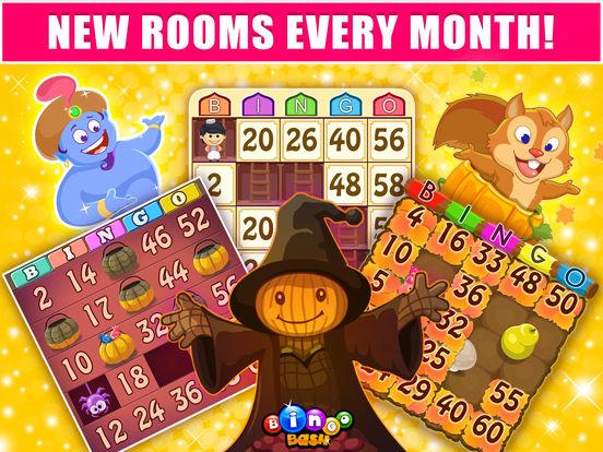 Screenshot 3 Bingo Bash™ HD: Wheel of Fortune ® Bingo + Slots
