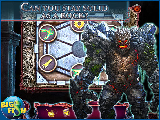 League of Light: Silent Mountain - A Hidden Object Mystery (Full)screeshot 3
