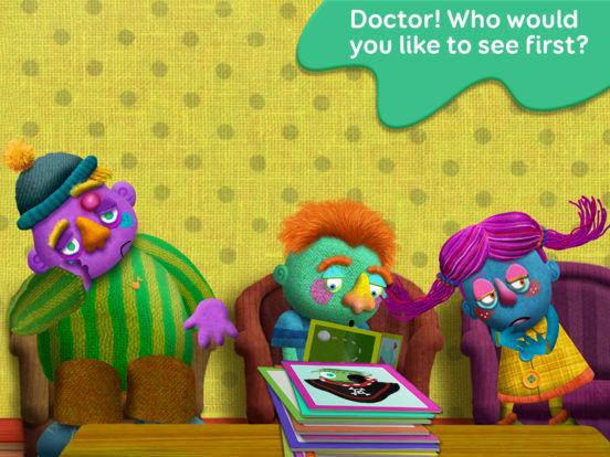 Tiggly Doctor. Скрин 1