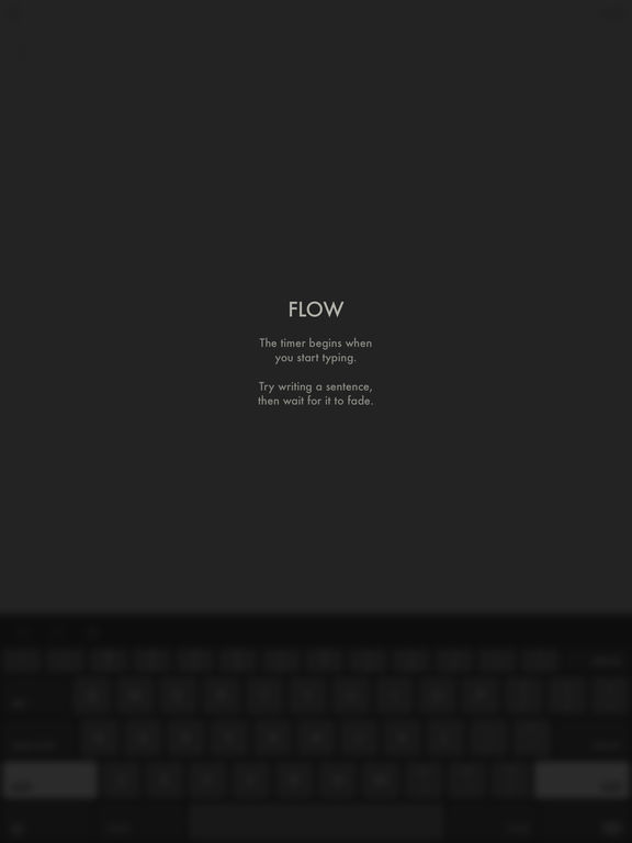 Flowstate Screenshot
