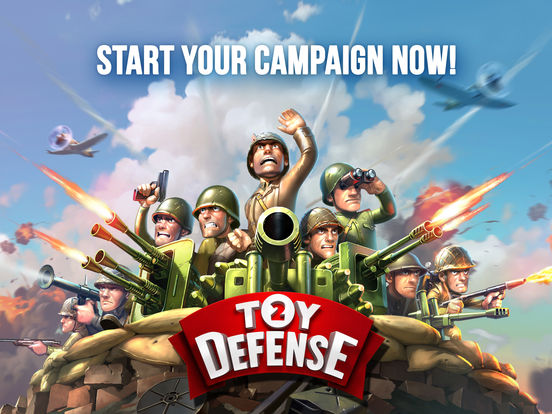 Toy Defense 2: Classic Tower Defense Strategy Game Screenshots