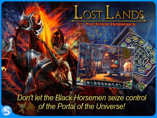 Lost Lands 2: The Four Horsemen HD (Full)screeshot 2