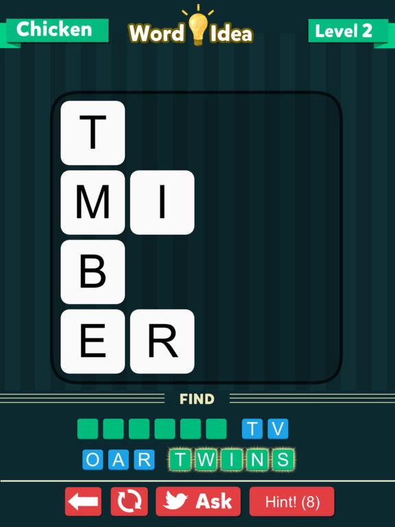 Word Idea screenshot 7