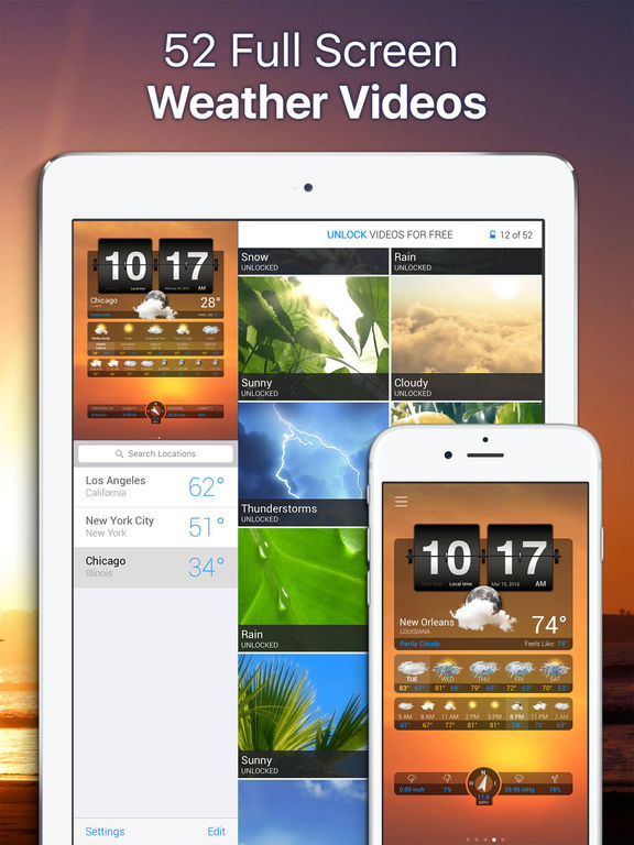 Weather plus screenshot 8
