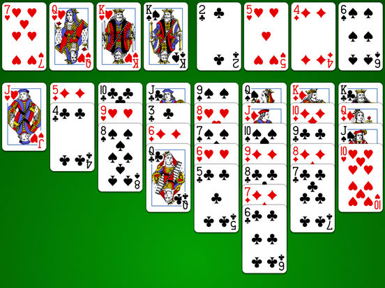 Odesys FreeCell iPad Screenshot 2