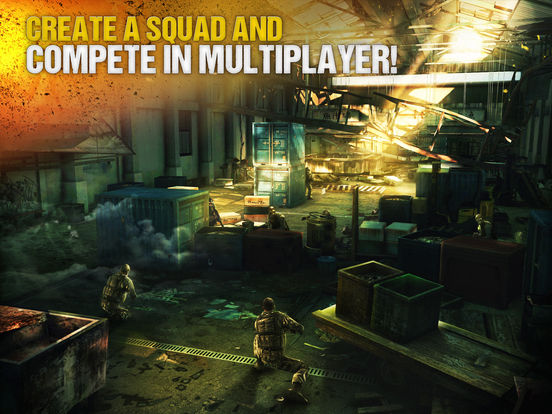 Modern Combat 5: Blackout Screenshots