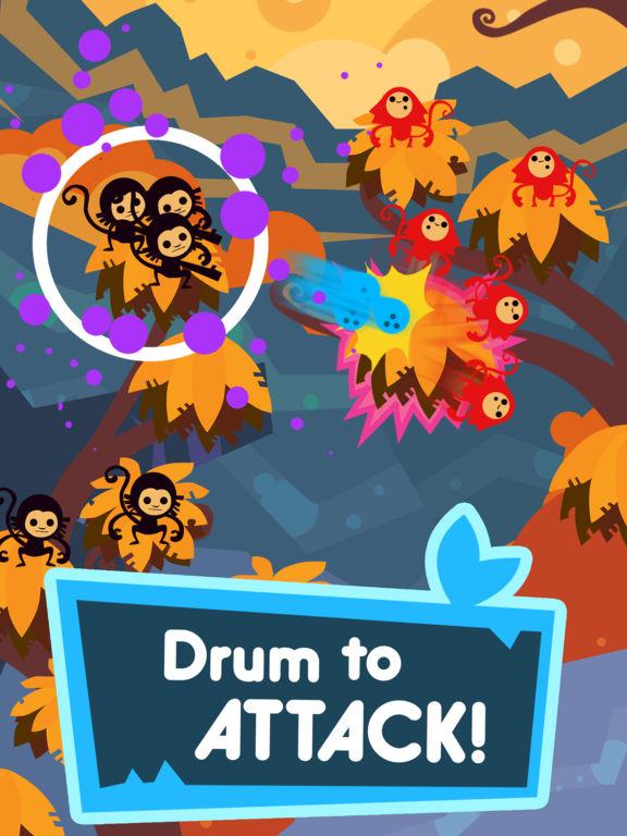 Jungle Rumble: Freedom, Happiness, and Bananasscreeshot 2
