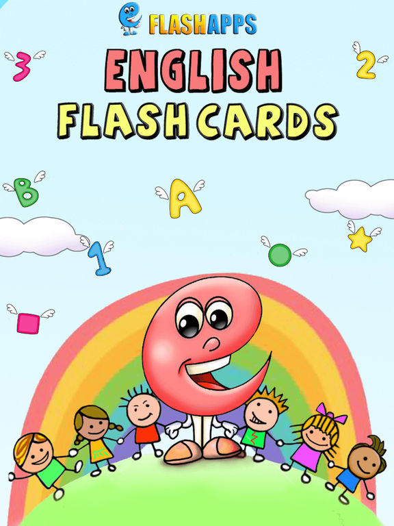 Baby Flash Cards : 500+ flashcards for kids to learn first words with pictures, colors, sounds & videos Screenshots