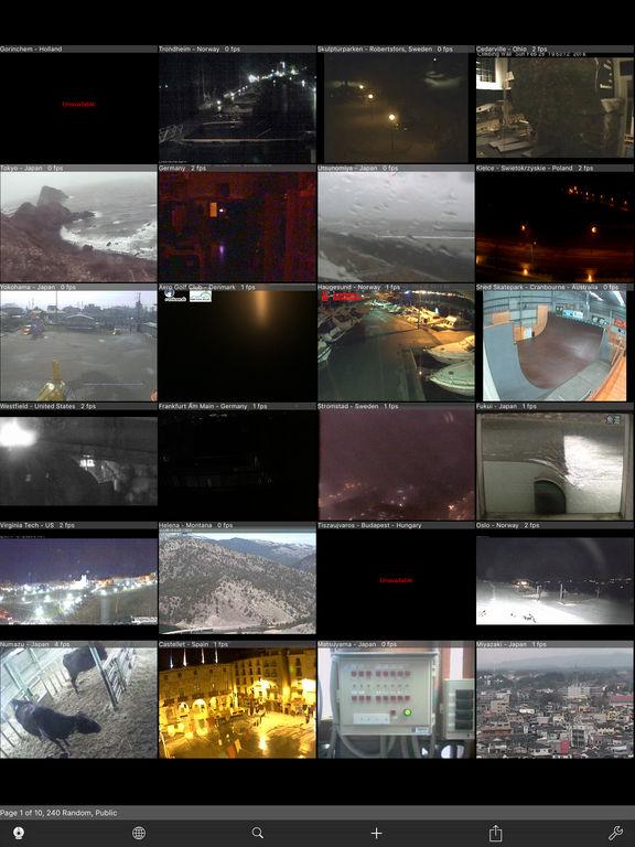 Live Cams Pro screenshot 6