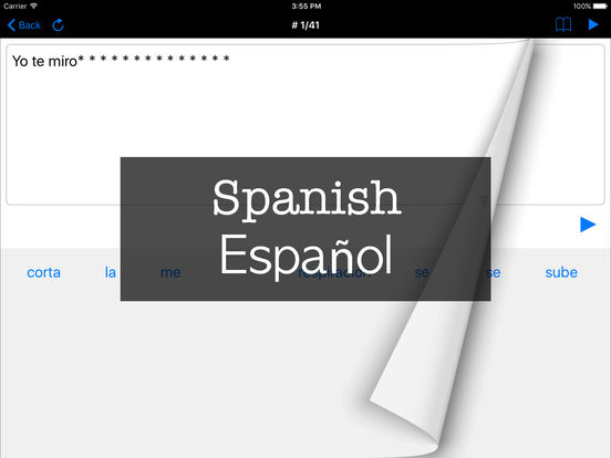 MEDICT - LANGUAGE LEARNING App Screenshots
