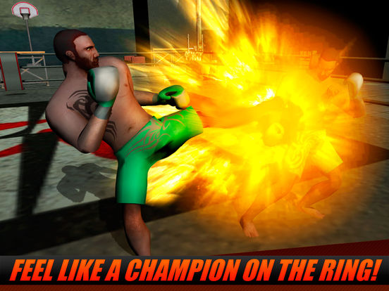 Thai Box Fighting Championship 3D Full Screenshots