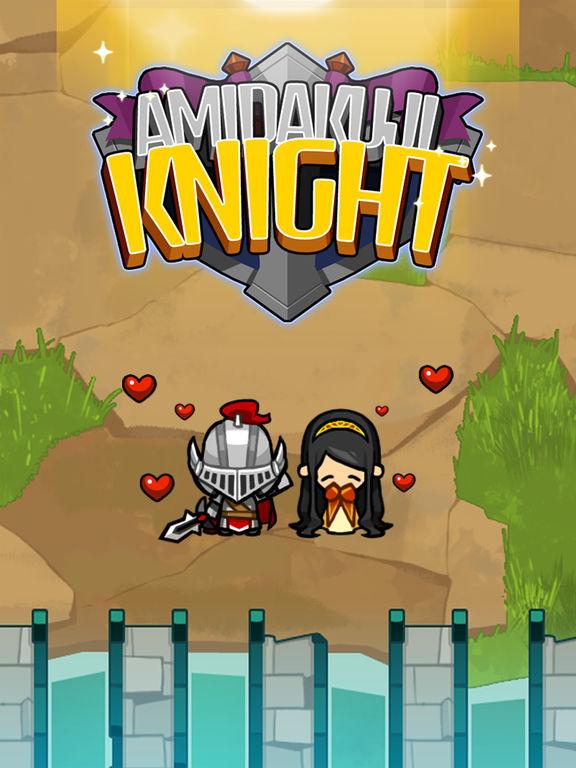 Amidakuji Knight на iPad
