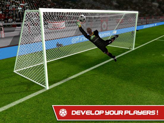 Screenshots of Dream League Soccer 2016 for iPad