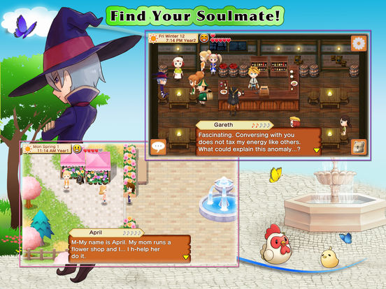 HARVEST MOON: Seeds Of Memories Screenshots