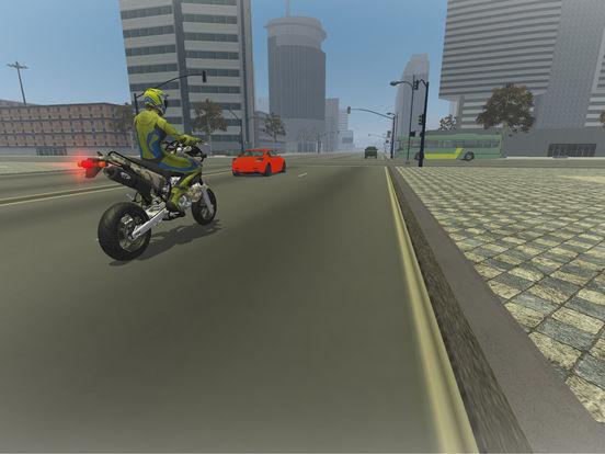 Traffic Motorbikescreeshot 5