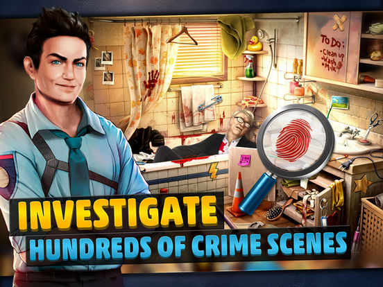 Criminal Case Screenshots