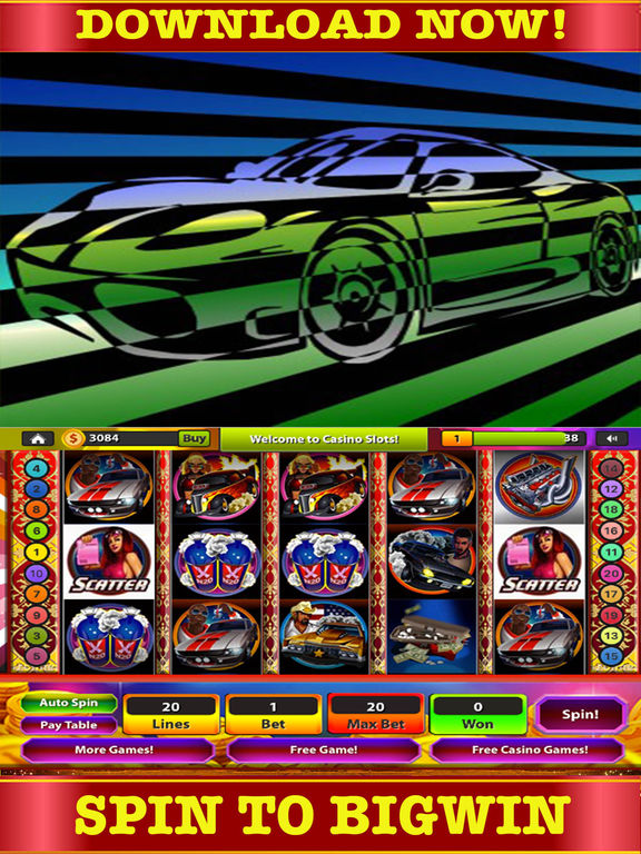 New slots machines games casino palm resort site web