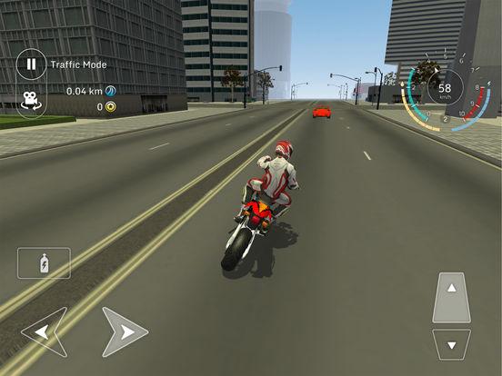 Traffic Motorbikescreeshot 2