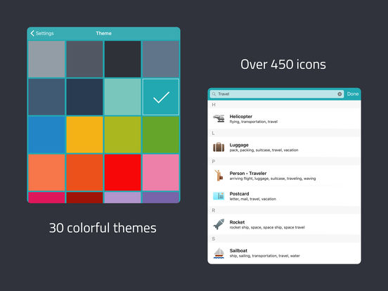 Paperless Lite: Lists + Checklists screenshot