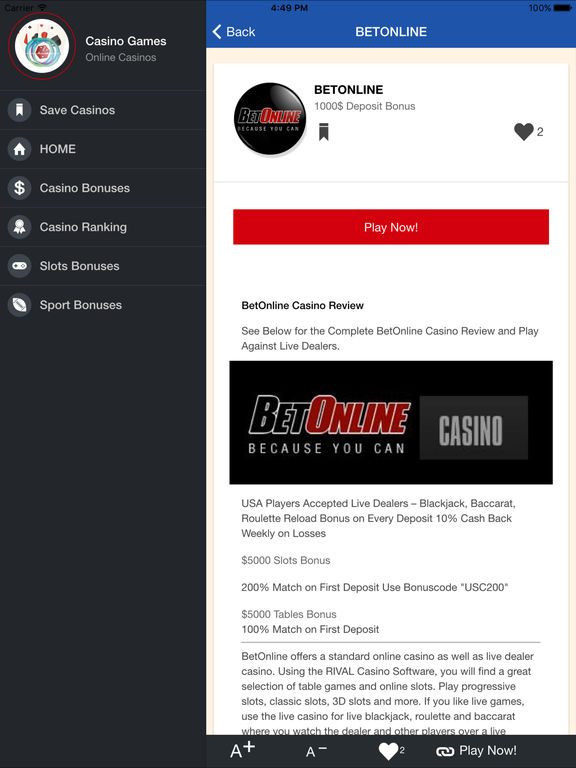 Top 5 online casinos royal vegas onlinecasino