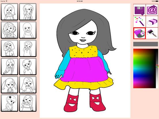 Детские раскраски книги игры