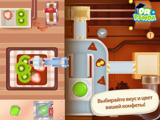 Конфетная фабрика Dr. Panda Screenshot